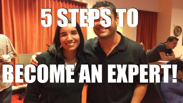 5 STEPS TO BECOME AN EXPERT.001