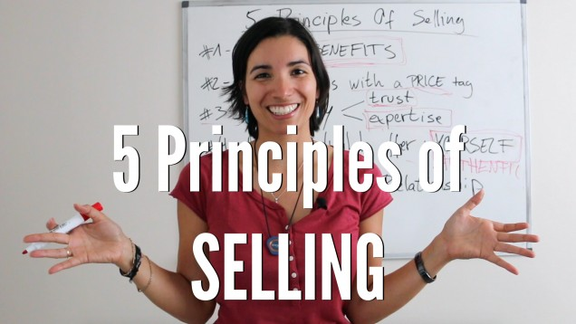 5 principles of Selling.001