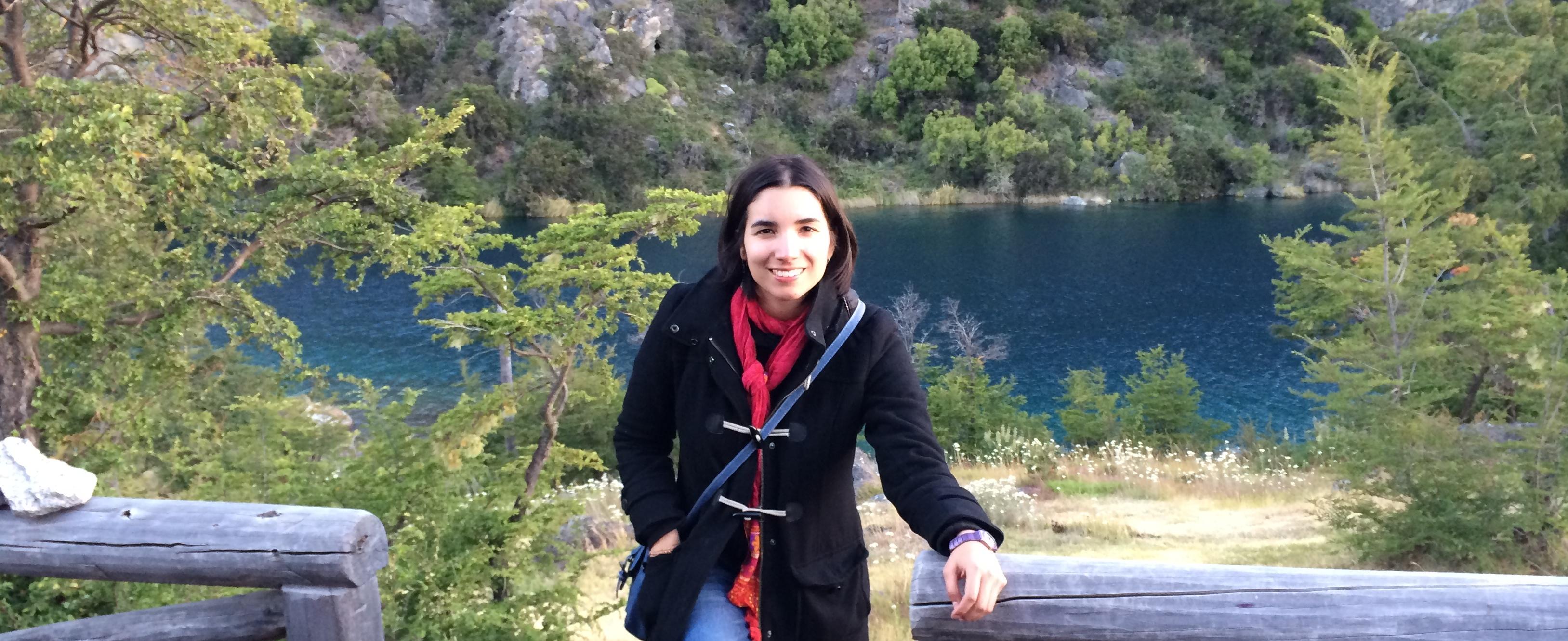 Caro Lake Cochrane Chile