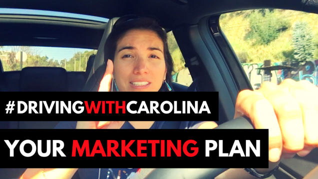 #Drivingwithcarolina your marketing plan