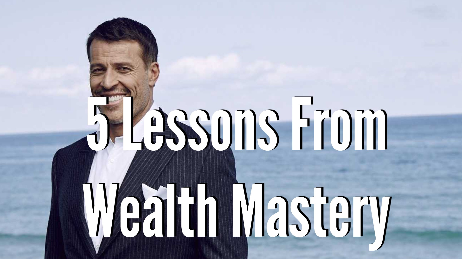 Tony robbins life and wealth mastery 2014 london